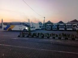 Pool Bis DAMRI Lampung (Dokpri)