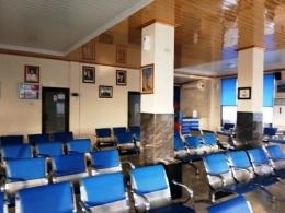 Ruang Tunggu yang Nyaman Seperti Bandara (Dokpri)