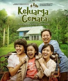 Film Keluarga Cemara dari novel Arswendo Atmowiloto. (Idntimes.com)