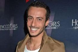 Sebastien Sondais, 'stunt man' untuk Rami Malek (foto : themirror.com)