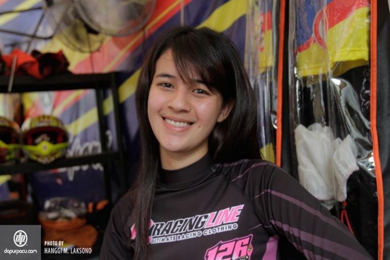 Sabrina Sameh Dari Joki Balap Hingga Jadi Pembalap Mobil Profesional Kompasiana Com