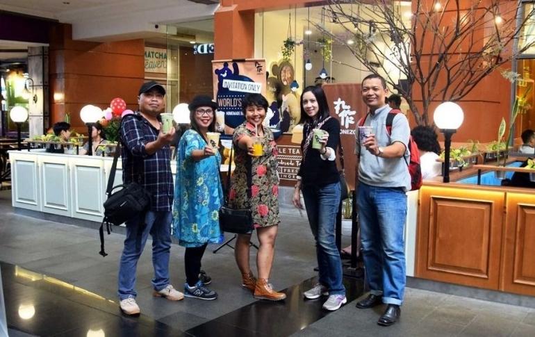KPK'ers di OneZo Puri Indah Mall- dok RG