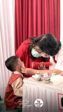 Pemeriksaan gigi pasien