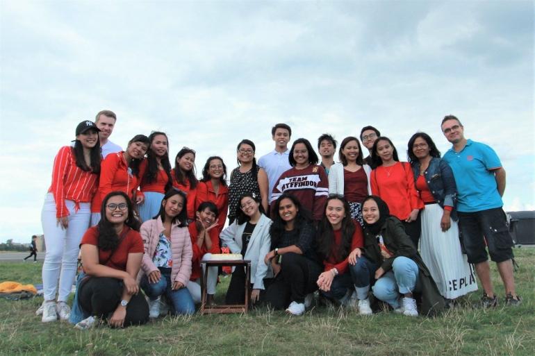 Semangat Merdeka dari Masinjer (Masyarakat Indonesia di Jerman)!
