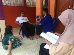 Penyuluhan Kesehatan Keluarga Binaan di RW.01 Susukan
