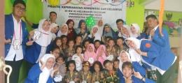 Penyuluhan Kesehatan Anak Usia Sekolah di PAUD RW.01 Susukan
