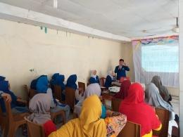 Penyuluhan Kesehatan Tentang Hipertensi dan Diabetes Mellitus oleh Mahasiswa Profesi Ners Universitas MH Thamrin Jakarta