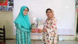 Rencana tindak lanjut pemberian Posbindu Kit oleh Pembimbing Universitas MH Thamrin Jakarta kepada Kader Posbindu Rw.01 Susukan
