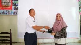 Rencana tindak lanjut dalam pemberian laporan hasil kegiatan oleh Pembimbing Universitas MH Thamrin Jakarta kepada pihak Kelurahan Susukan