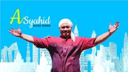 A Syahid, Musisi Nasyid Indonesia. (sumber: karimuntoday.com)
