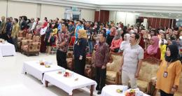 Peresmian Festival Seni Budaya UTKL 2019. (Dok. Pribadi).