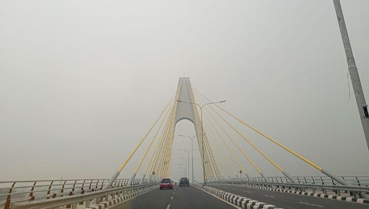 Jembatan Siak IV (dok pribadi)