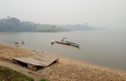 Danau yang sepi (dok pribadi)