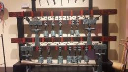 Lonceng perunggu khas Tiongkok (dokpri)