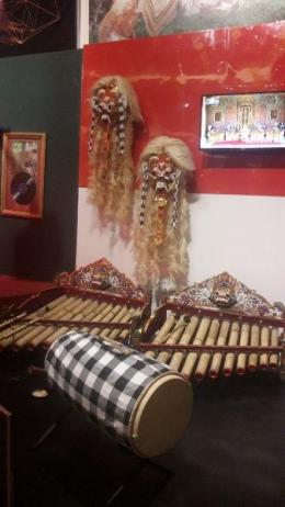 Alat musik etnik Indonesia paling komplet (dokpri)