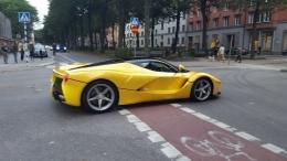 Ferrari LaFerrari punya Zlatan Ibrahimovic (dok.flickr.com)