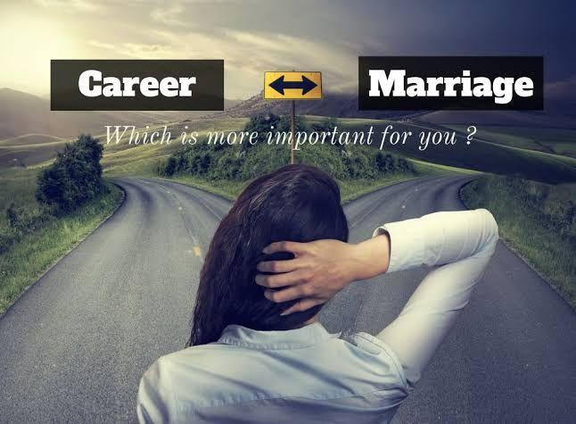 Karir atau menikah, mana yang lebih penting? (Ilustrasi: content.wisestep.com)
