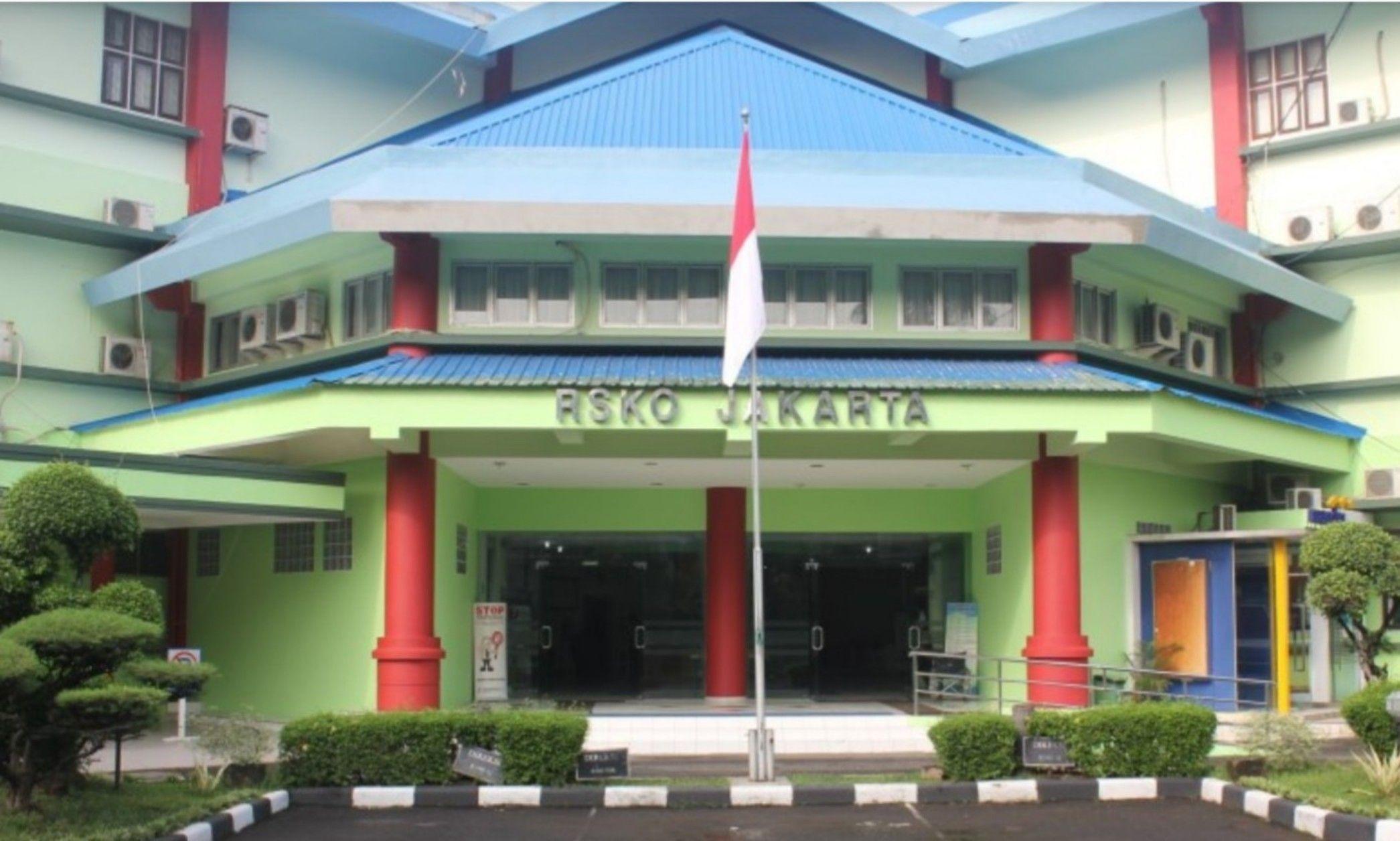 Deskripsi : RSKO Jakarta menjadi pusat layanan penyalaghuna obat dan penerbit SKBN I Sumber Foto : dokpri RSKO
