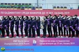 Indonesia merebut Piala Suhandinata (sports.okezone.com)
