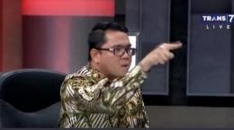 Arteria Dahlan dibully setelah debatnya di Mata Najwa Rabu 8 Oktober 2019 (lampungtribunnews.com)