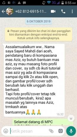 sumber: tangkapan layar whatsapp pribadi