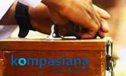Ilustrasi pencurian kotak amal (borobudurnews.com) di olah oleh penulis