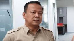 Wakil Ketua Umum Partai Gerindra, Edhy Prabowo   Gambar: tribunnews.com