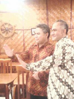 Stop narkoba, foto bersama Kepala BI Aceh Zainal Arifin dan Kepala BNN RI Komjen Pol Drs Heru Winarko SH