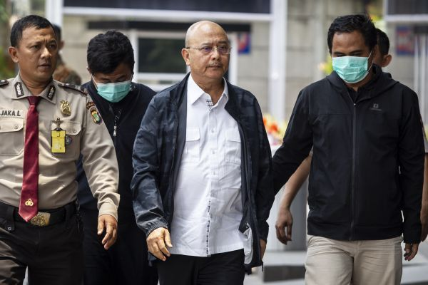 Walikota Medan,. Dzulmi Eldin, ANTARA/Dhemas Reviyanto