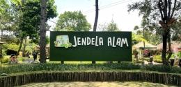 Jendela Alam Bandung (Foto : Dok. Pribadi)