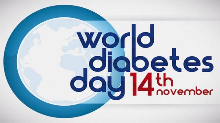 Hari Diabetes Internasional(sumber:grafis.riau.co.id dan genpi.co)