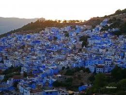 Blue city Chefchaouen | dokpri