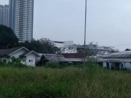 Gedung-Gedung rumah sakit diantara hunian mewah di Kota Medan (Dokpri November 2019)