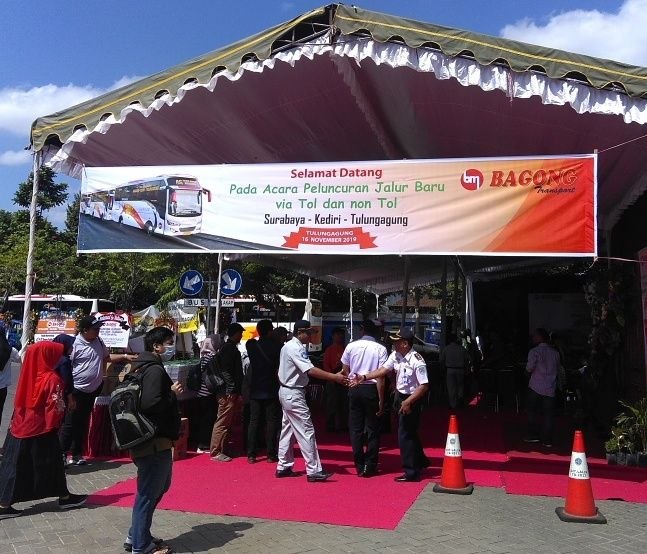 Acara peluncuran berlangsung meriah dengan kehadiran dari Pemerintah, pelaku usaha, penggiat media sosial, dan Masyarakat. Dok pribadi