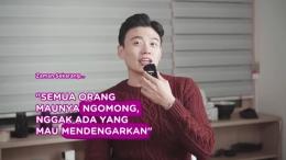 Pernyataan Jang Hansol di konten videonya beberapa waktu lalu. (Dokpri/tangkapan layar/Youtube/Korea Reomit)