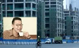 John Ryadi, generasi ketiga pemegang kepimimpinan Lippo Group dan latar pembangunan mangkrak Meikarta (doc.Kompas,Kontan/ed.Wahyuni)