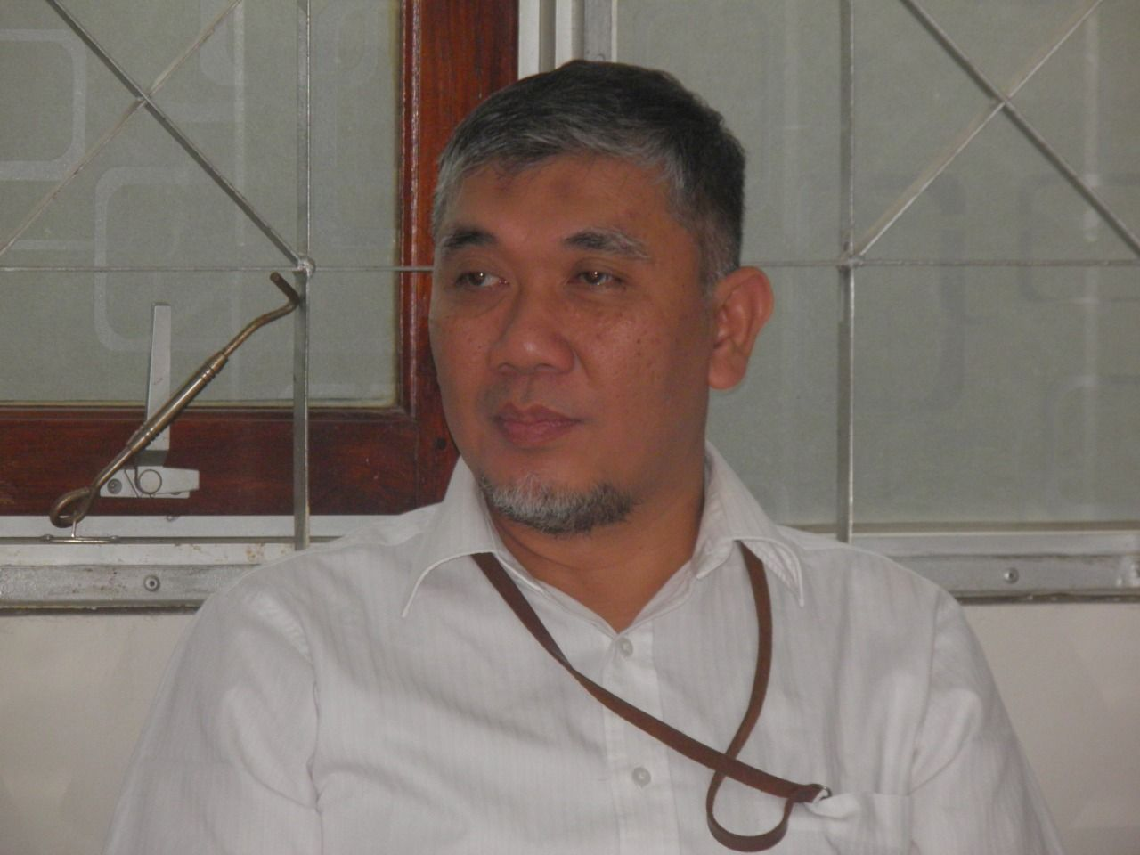 Deskripsi : Kasie Pelayanan Medik, dr.Budi Rahardjo M.Epid I Sumber Foto : dokpri
