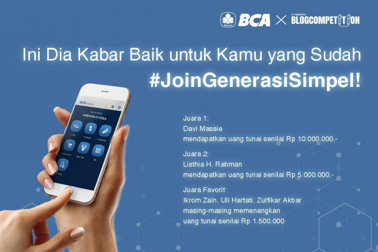BCA Blog Competition