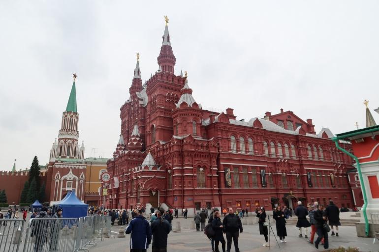 Red Square Moscow. Sumber: Dokumentasi Pribadi