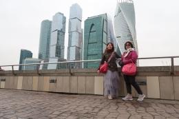 Moscow Modern City. Sumber: Dokumentasi Pribadi