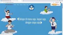 Web Ranah Belajar