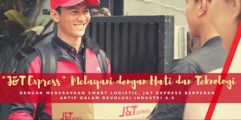 J&T Express Melayani dengan Hati dan Teknologi (foto dari jet.co.id, editing by Riana Dewie )