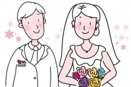 Ilustrasi pernikahan. (Kompas.com)