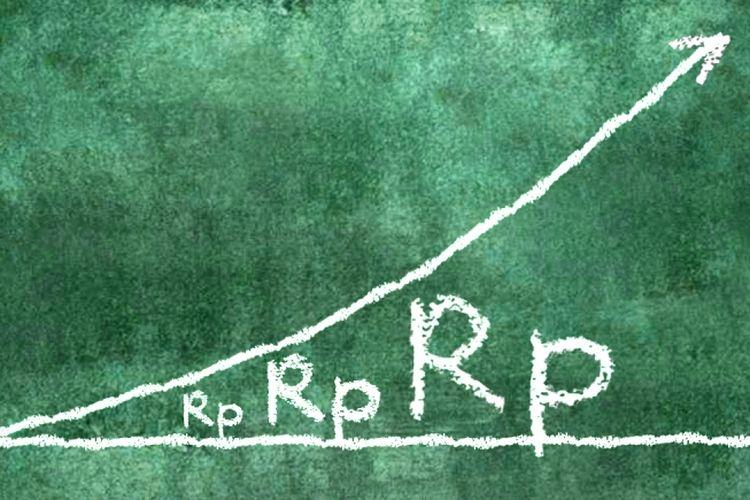 Ilustrasi mengelola pendapatan. (sumber: KOMPAS.com/LAKSONO HARI WIWOHO)
