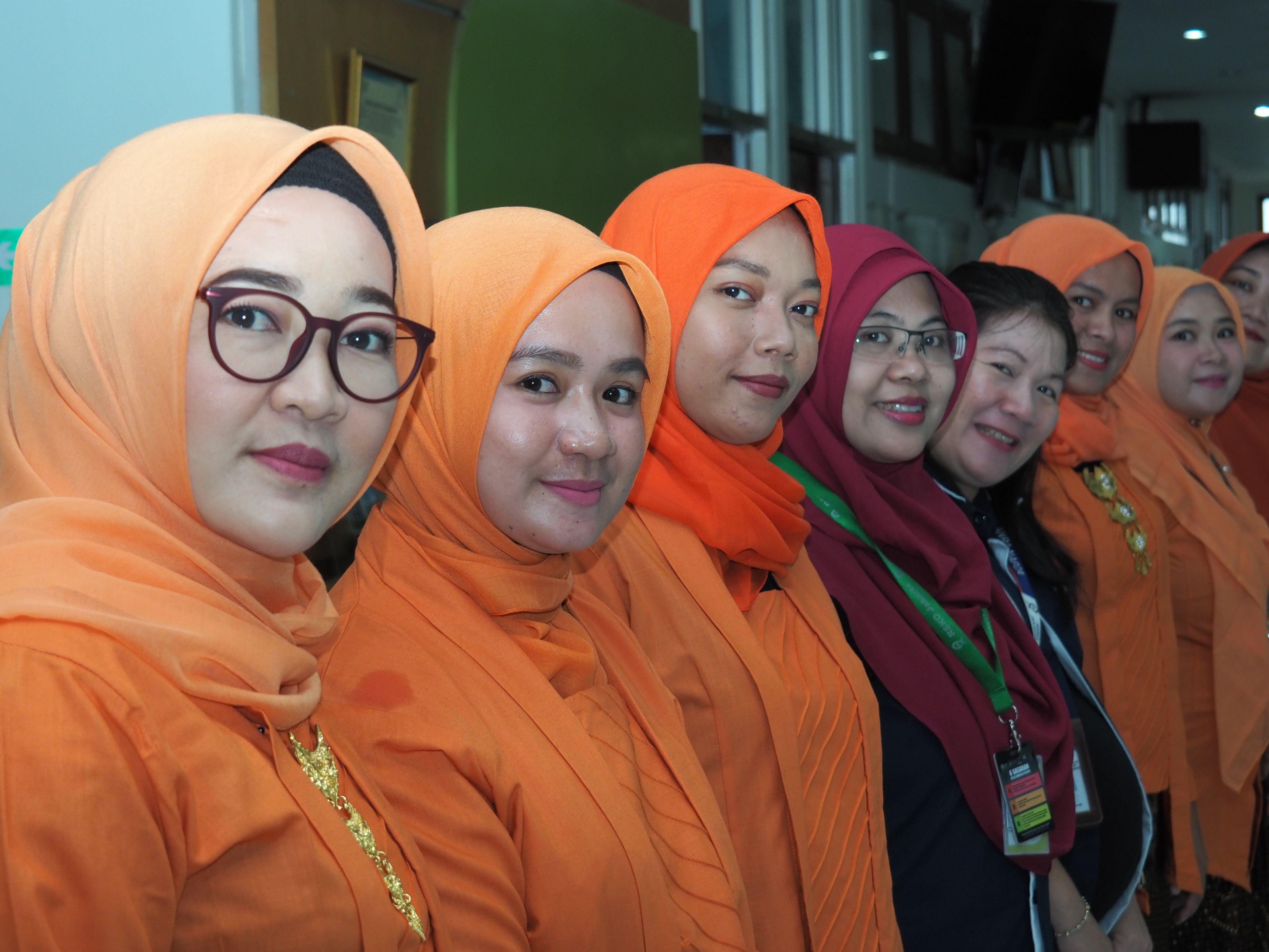 Deskripsi I ASN RSKO Jakarta dengan senang hari melaksanakan penilaian SNARS oleh KARS I Sumber Foto : dokpri