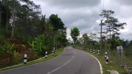 Jalan Raya Lamuk/dokpri