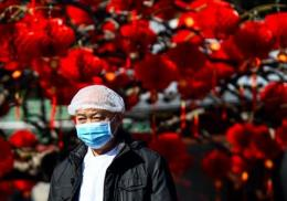 Pemerintah Cina membatalkan Pesta Tahun Baru Imlek (medcom.id)