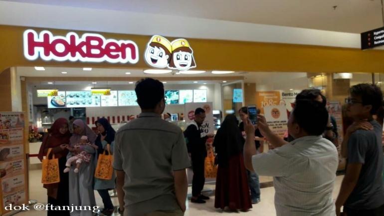 HokBen Medan, Sun Plaza Lt. 4. dok. @ftanjung