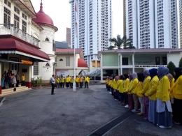 Mahaziswa UT di Kuala Lumpur. (Dok Pribadi)