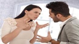 Ilustrasi pertengkaran suami-istri   SHUTTERSTOCK via bangka.tribunnews.com